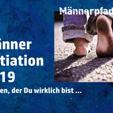 Männerinitiation 2019