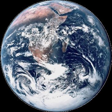 Earthrise – die Erde geht auf